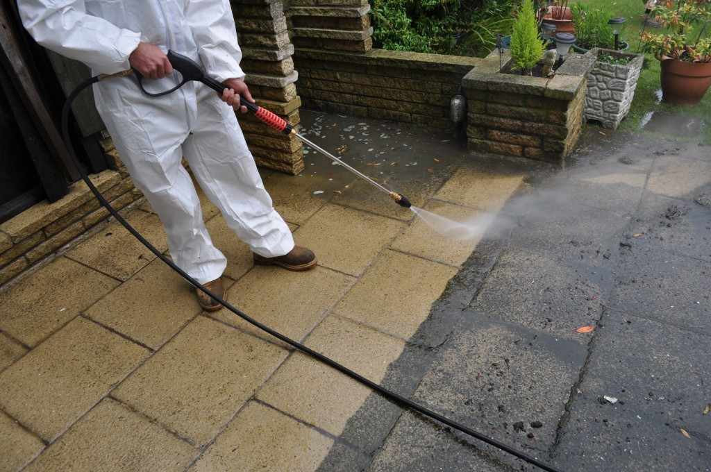 Pressure Washing – All Pro Services